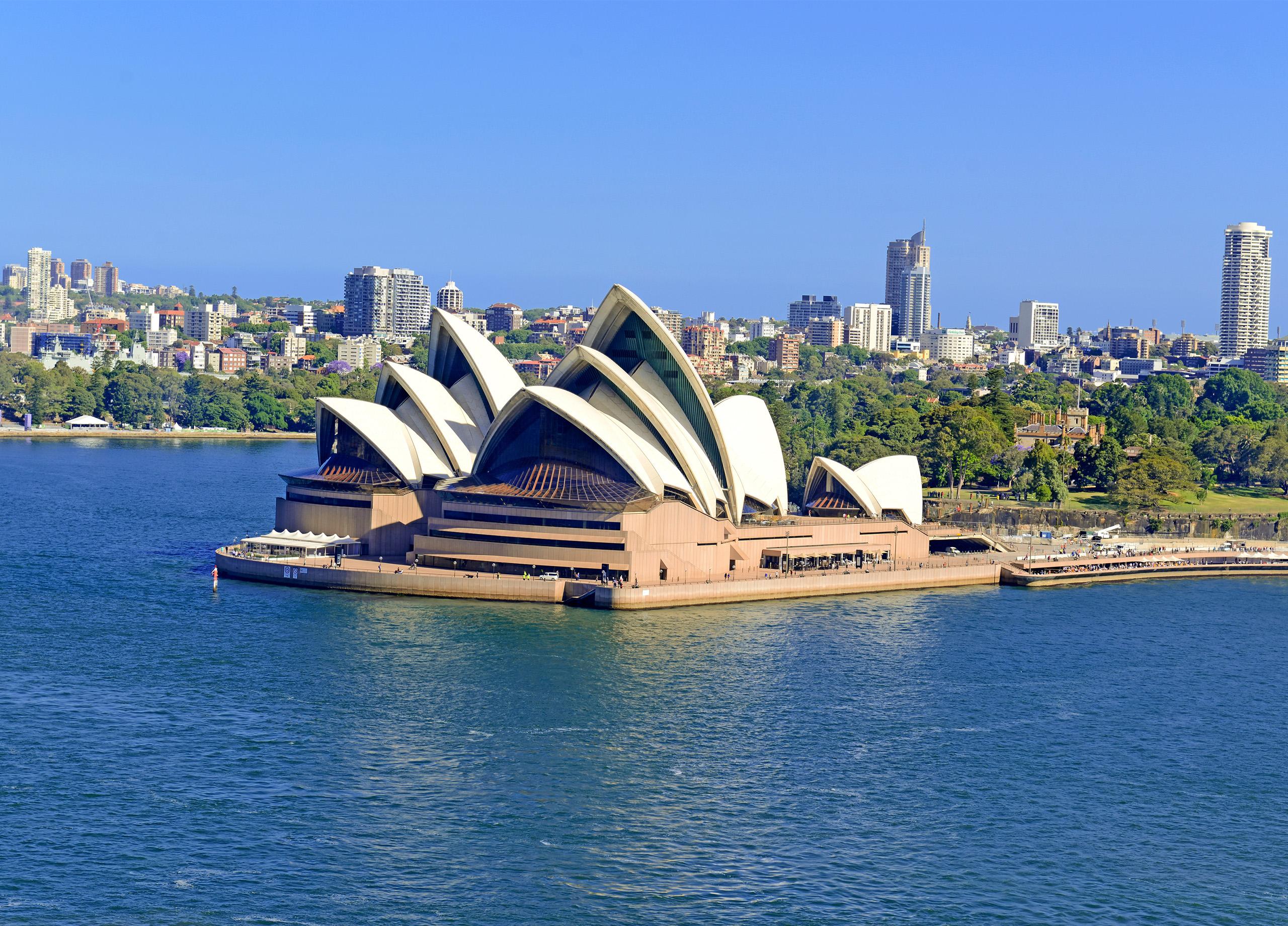 Отдых в Австралии и Океании