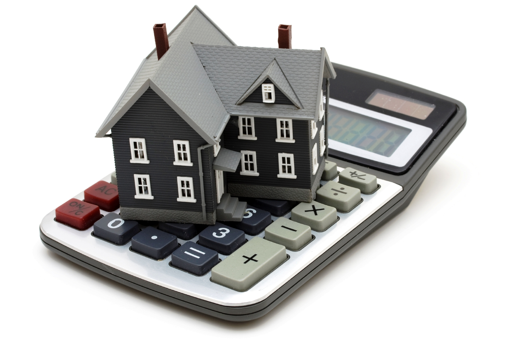 расчет при покупке недвижимости