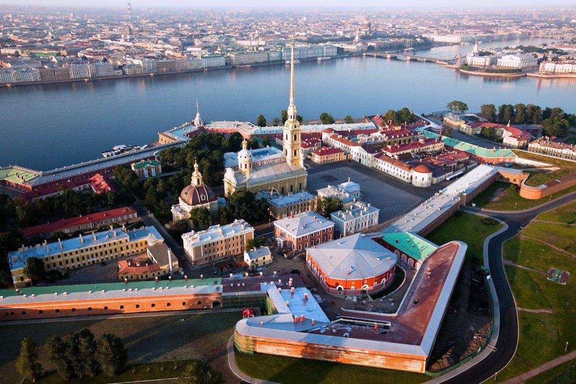 Ещё не много о зодчестве Строительство Петербурга. История